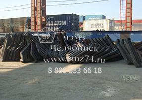 Секции котла Энергия-3М на сайте ЧЭМЗ