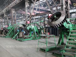 Производство вентиляционного оборудования на сайте ЧЭМЗ
