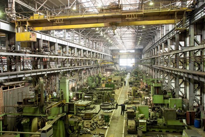 Челябинский энергомашиностроительный завод