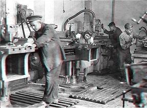 Завод ЧЭМЗ в 1957 году