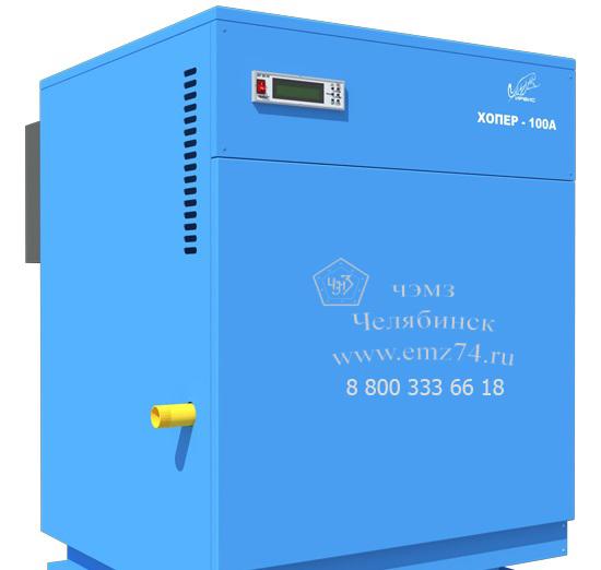 Водогрейный газовый котел Хопер на сайте ЧЭМЗ