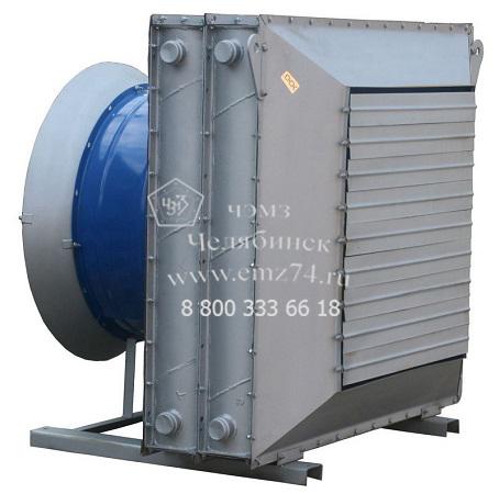Агрегаты воздушно-отопительные на сайте ЧЭМЗ