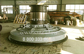 Производство отливок из различных сплавов на заводе ЧЭМЗ