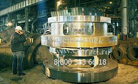 Производство отливок из различных сплавов ЧЭМЗ