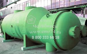 Подогреватель для нагрева воды на сайте ЧЭМЗ