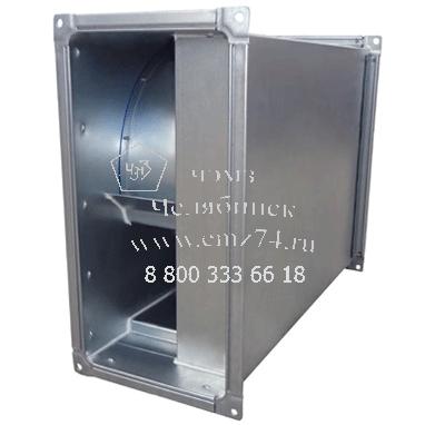 Канальный вентилятор прямоугольный ВКП на сайте ЧЭМЗ